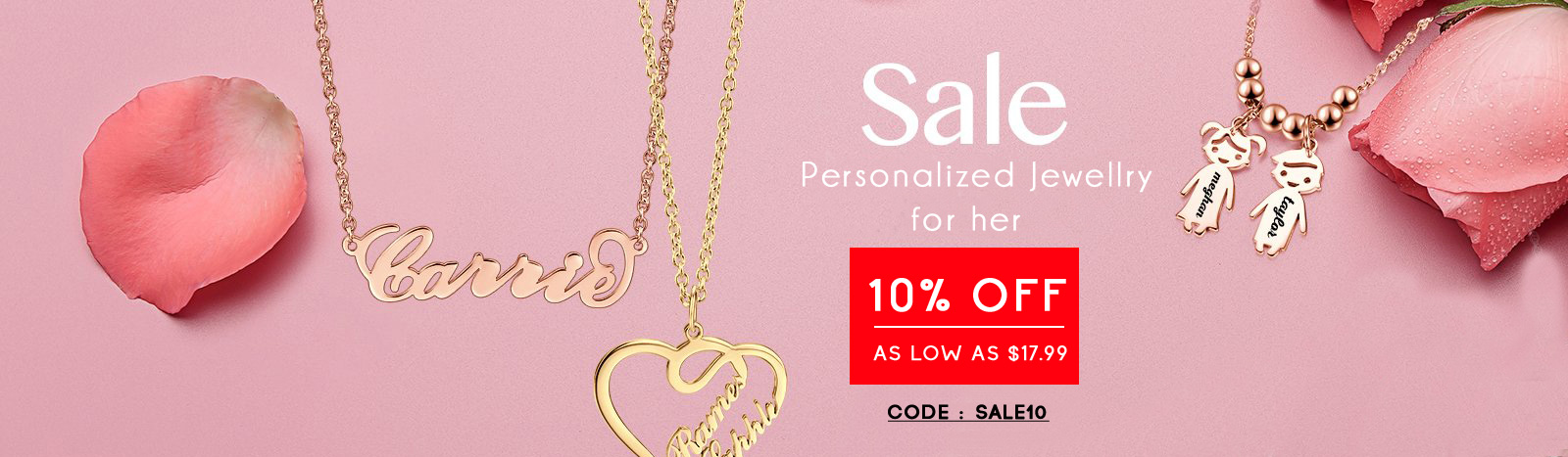 Personalized Jewellry